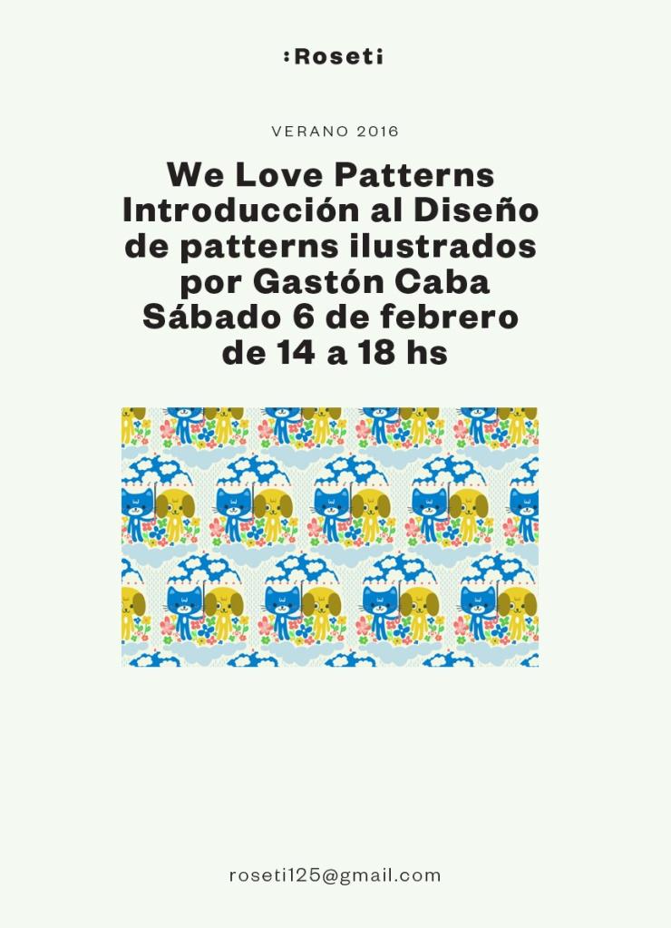 Roseti_verano16 Pattern